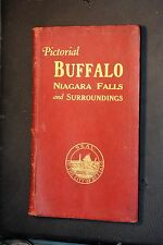Pictorial Buffalo Niagara Falls and Surroundings, 1932, Published by Otto Retter