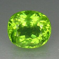 2.56ct Peridot 100% Natural Pakistan Nice Color Gemstone $NR