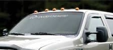 DUCKS UNLIMITED WINDSHIELD GRAPHIC LOGO DECAL - CAR, TRUCK, AUTO, WINDOW