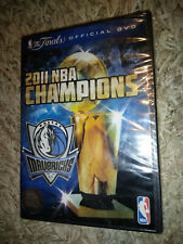 NBA: The Finals - 2011 NBA Champions Dallas Mavericks (DVD, 2011) **BRAND NEW**