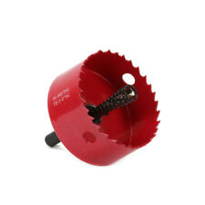 80mm Hole Saw Drill Bit Cutter Cutting Tool For Metal Alloy High Quality New
