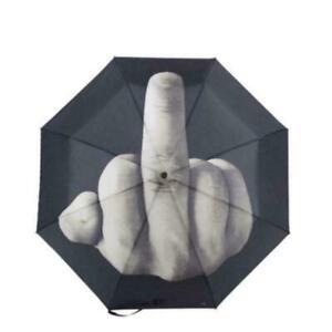 Creative Middle Finger - U Yours - Design Foldable Umbrella