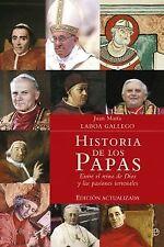 Historia de los Papas. NUEVO. Nacional URGENTE/Internac. económico. HISTORIA