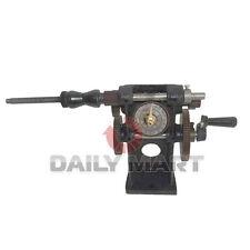 1Pc Portabrocas 10mm modificado Collet Para Rosca 3//8 24UNF máquina de cuerda manual