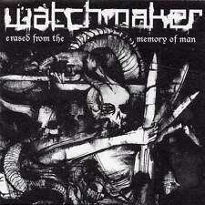 WATCHMAKER-ERASED FROM THE MEMORY OF MAN-CD-death-grind-black-metal