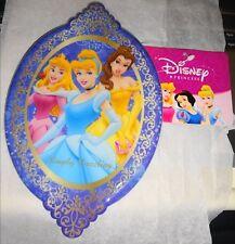 Disney Princess Cinderella Aurora Belle Keyring Coin Purse New With Tag