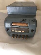 RCA Victor M50 Radio For Parts Or Repair