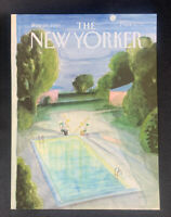 COVER ONLY ~ The New Yorker Magazine, August 21, 1989 ~ J. J. Sempe