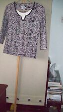 WOMENS TOP BY  DASH. SIZE 12