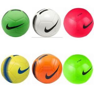 Nike Football Balls Team Footballs Soccer Training Ball Size 5,4,3