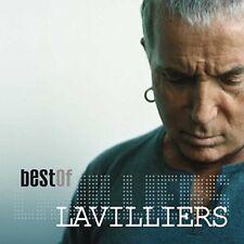 Best of Barclay Bernard LAVILLIERS CD 01/01/2013