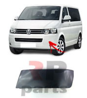 FOR VW TRANSPORTER / MULTIVAN 09-15 FRONT BUMPER MOULDING TRIM PAINTING LEFT