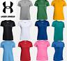 Under Armour UA Women's Locker T-Shirt 2.0 Top Shirt Tee Workout Yoga 1305510