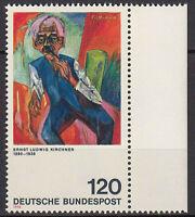 823 postfrisch Rand rechts BRD Bund Deutschland Briefmarke Jahrgang 1974
