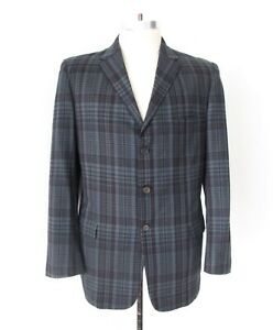 age unknown VINTAGE tagless cotton blazer