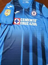 NEW Joma CRUZ AZUL Home JERSEY 2021/2022 Includes Champion Patch CAMPEON MAQUINA