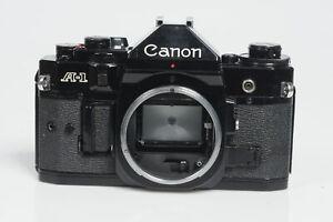 Canon A-1 SLR Film Camera Body A1 #022
