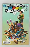 DC COMICS HARLEY QUINN AND HER GANG OF HARLEYS #4 OCTOBER 2016 1:25 VARIANT NM