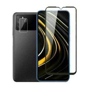For Xiaomi Poco X3 NFC / F2 Pro 3Pcs 9H HD Tempered Film Protector Glass O9B3