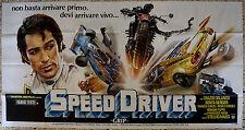MANIFESTO 6F SPEED DRIVER GRIP TESTI BERGER BOULDERS RACING RACE CAR MOTORCYCLE