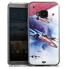 HTC One M9 Silikon Hülle Case Handyhülle - X-Wing