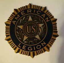 "American Legion Sticker 3"""