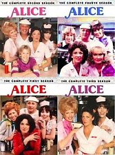 Alice SEASON 1 2 3 4 DVD Complete Set Pilot Episode Bundle Collection TV Series