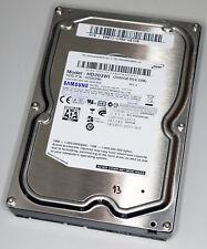 """3,5"""" SATA HD203WI Festplatte Samsung 2TB Zustand GUT im Server betrieben."""