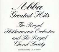 ROYAL PHILHARMONIC ORCHESTRA: Abba's Greatest Hits CD
