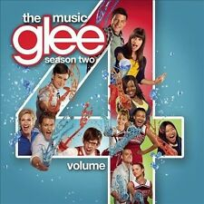 Glee: The Music, Vol. 4 by Glee CD, Nov-2010, Season Two 2 New FREE SHIPPING