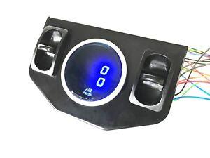 Thor Digital Gauge Dual Manual Paddle Valve Control - AirBag Suspension