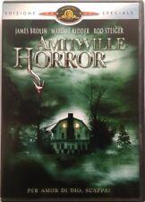 Dvd Amityville Horror - Edizione speciale 2 dischi con James Brolin 1979 Usato