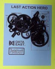 1993 Data East Last Action Hero pinball rubber ring kit