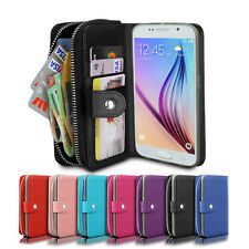 Magnetic Wallet Leather Case For Samsung Galaxy S8 Plus S7 S7 Edge Note 4 5 S6