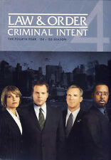 Law and Order: Criminal Intent - The Fourth Ye New DVD