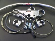 Abm Superbike Lenker-Kit Suzuki SV 1000 S ( Wvbx ) 03-ff Argento
