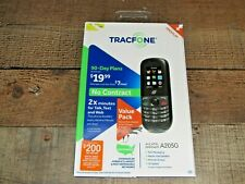 Tracfone Wireless Alcatel OneTouch A205G PrePaid Cell Phone Brand new Sealed!