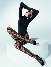 Animal Print Machine Washable Pantyhose and Tights for Women