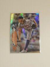 Noah Syndergaard 2020 Topps Chrome Prism Refractor #58 New York Mets