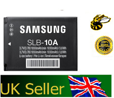 Genuine Original Samsung SLB-10A Battery SL102 SL202 SL420 SL620 SL820 PL65 PL60