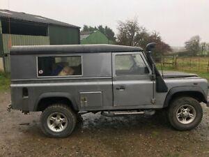 2003 Land Rover Defender 110 2.5 TD5