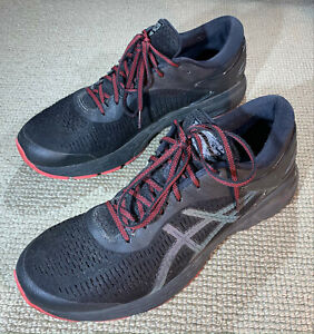ASICS GEL KAYANO 25 LITE SHOW MENS RUNNING SHOES SIZE 12 GYM TRAINERS TRAINING