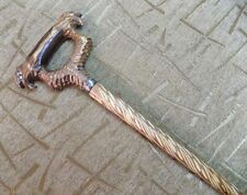 Wooden Walking Cane Hand made carved Handle from wood NEW RETRO STYLE 87 cm