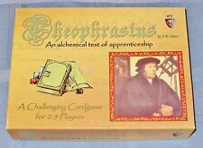 THEOPHRASTUS Game of Alchemy Mayfair Games 2001 MINT/NEVER PLAYED Catan Magic