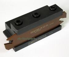 SPB326 SPB26-3mm Parting Blade Grooving Cutter Plate SMBB2026 Tool holder
