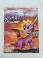 Spyro Ripto's Rage Prima Strategy Guide PS1 Playstation