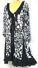 plus sz S-M/ 18 TS TAKING SHAPE Blurred Vision Jacket sexy light dressy NWT $150