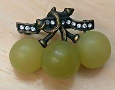 Joan Rivers Vintage Victorian Grapevine Pin