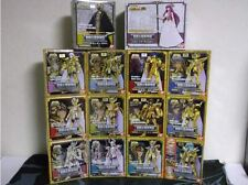 New Saint Seiya Gold Myth Cloth 12 set Saori Grand Pope Appendix 5 Set Japan EMS