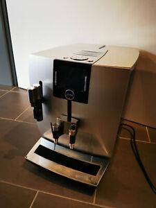 Jura Impressa J9 One Touch in Silber Kaffeevollautomat Defekt